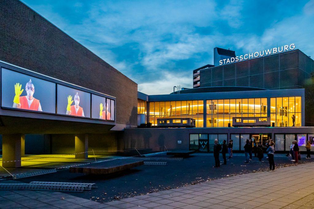 72dpi-Filmvoorstelling-Nijmeegse-Kunstnacht-Marcel-Krijgsman-014 in nijmegen