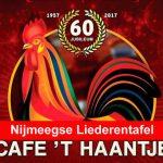 Haantje-Liederentafel cafe het haantje in nijmegen