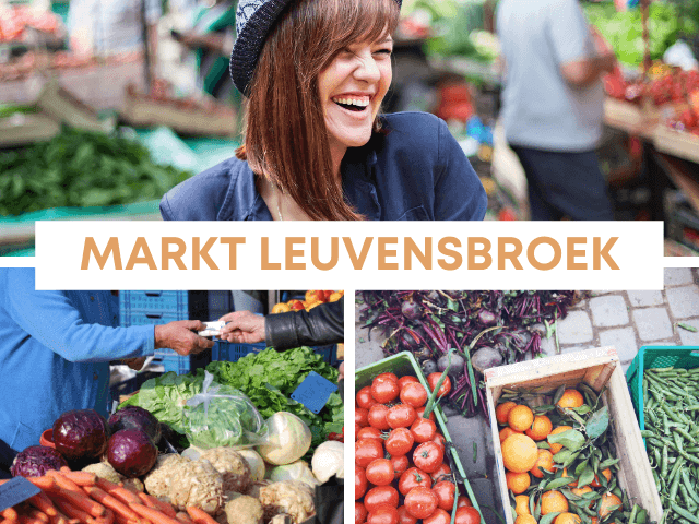 Markt Leuvensbroek in Nijmegen