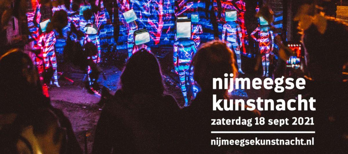 Nijmeegse-Kunstnacht-2021 in nijmegen