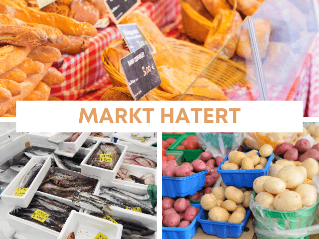weekmarkt Hatert in nijmegen