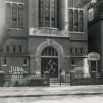 Synagoge Nijmegen - foto Regionaal Archief Nijmegen