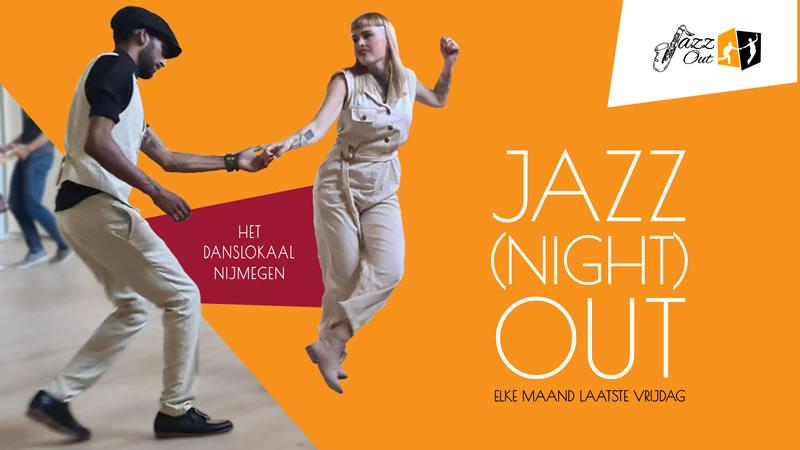 Jazz Out dansavond elke vrijdag