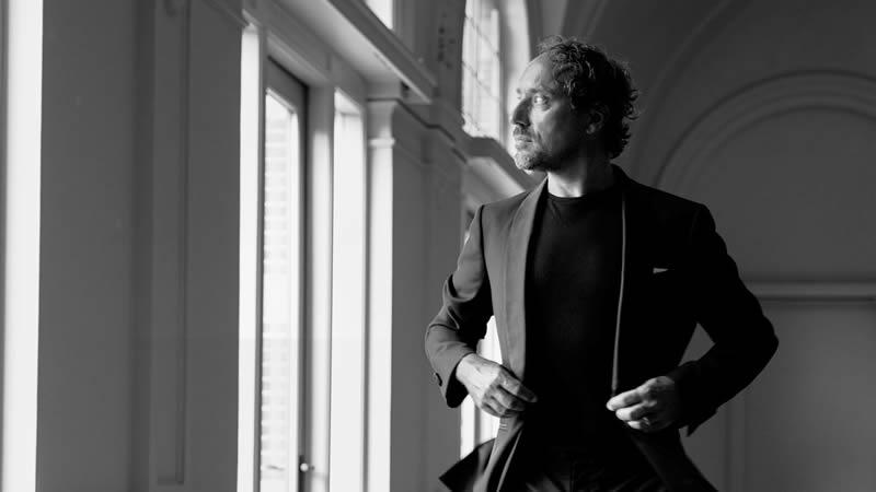 Otto Tausk Kerstconcert met Mahler 6 - foto Sarah Wijzenbeek